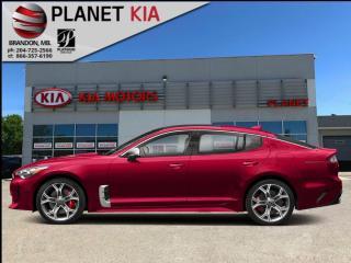 New 2020 Kia Stinger GT Limited for sale in Brandon, MB