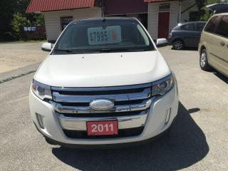 Used 2011 Ford Edge SEL for sale in Oro Medonte, ON