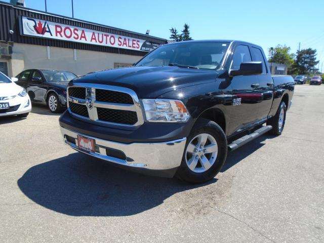 """2014 RAM 1500 4WD Quad Cab 140.5"""" ST NEW TIRES+ BRAKES SAFETY LO"""