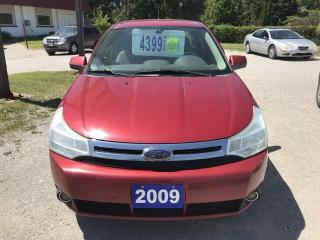 Used 2009 Ford Focus SES for sale in Oro Medonte, ON