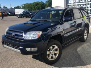 Used 2004 Toyota 4Runner SR5 EXTREMELY CLEAN for sale in North York, ON