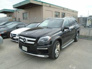 Used 2015 Mercedes-Benz GL-Class 350 BLUETEC for sale in Toronto, ON