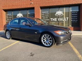 Used 2008 BMW 3 Series 335i RWD Manual Transmission for sale in Concord, ON