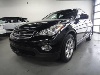 Used 2010 Infiniti EX35 GREAT COLOUR COMBO for sale in North York, ON