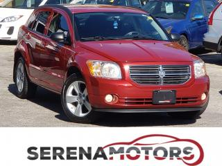 Used 2010 Dodge Caliber UPTOWN EDITION | AUTO | FULLY LOADED | NO ACCIDENT for sale in Mississauga, ON