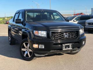 Used 2014 Honda Ridgeline Special Edition CREW CAB 4X4 for sale in Oakville, ON