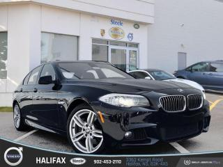 Used 2011 BMW 5 Series for sale in Halifax, NS