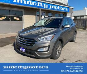 Used 2015 Hyundai Santa Fe Sport 1-OWNER | LOW KM | HEATED SEATS | Safety Certified for sale in Niagara Falls, ON