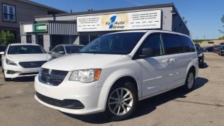 Used 2016 Dodge Grand Caravan SXT w/Backup Cam for sale in Etobicoke, ON