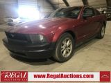 Photo of Red 2006 Ford Mustang
