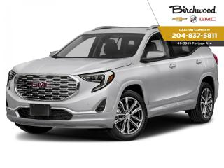 New 2020 GMC Terrain Denali Buy from Home with Birchwood! 0% Available! for sale in Winnipeg, MB