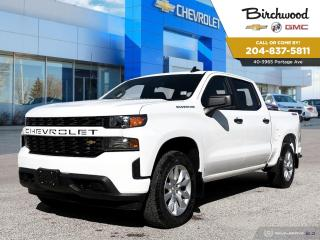 New 2020 Chevrolet Silverado 1500 Custom Buy from Home with Birchwood! for sale in Winnipeg, MB