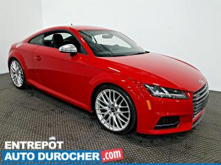 Used 2016 Audi TTS 2.0T  AWD NAVIGATION - A/C - Cuir for sale in Laval, QC