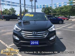 Used 2016 Hyundai Santa Fe Sport 2.0T Limited for sale in St Catharines, ON