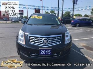 Used 2015 Cadillac SRX Luxury for sale in St Catharines, ON