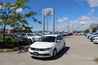 Used 2017 Volkswagen Jetta Sedan 1.4L TSI Trendline+ for sale in Whitby, ON