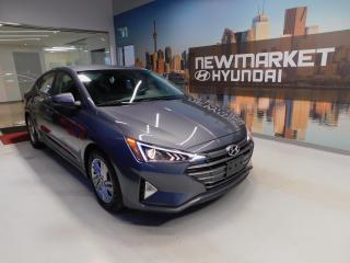 Used 2019 Hyundai Elantra Preferred for sale in Newmarket, ON