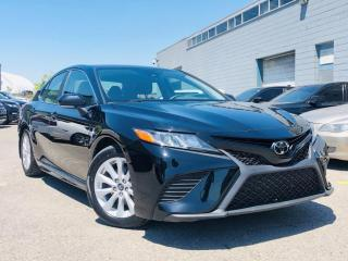 Used 2019 Toyota Camry |ADAPTIVE CRUISE|LANE ASSIST|REAR CAM|HEATED LEATHER SEATS! for sale in Brampton, ON