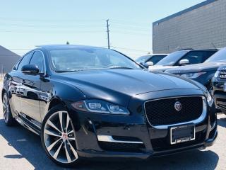 Used 2016 Jaguar XJ |R-SPORT|MASSAGE SEATS|BIRD EYE VIEW|PANORAMIC|WOOD TRIM! for sale in Brampton, ON