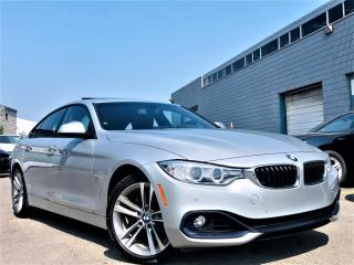 Used 2016 BMW 4 Series 428i xDrive |HEATED MEMORY SEATS|NAVIGATION|REAR CAM|SUNROOF! for sale in Brampton, ON