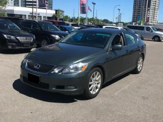 Used 2007 Lexus GS 350 4dr Sdn RWD for sale in Scarborough, ON