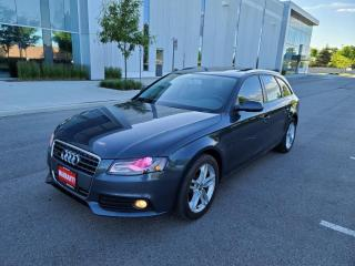 Used 2011 Audi A4 4dr Wgn Auto quattro 2.0T for sale in Mississauga, ON