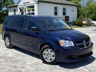 Used 2013 Dodge Grand Caravan No Accidents SXT Bluetooth Stow N Go for sale in Sutton, ON