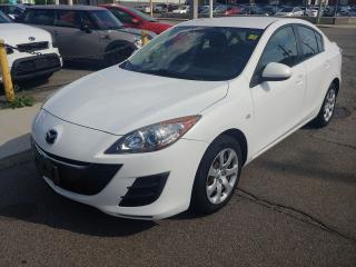 Used 2010 Mazda MAZDA3 ***ONLY 1 OWNER/DRIVES LIKE NEW/LOW KMS*** for sale in Hamilton, ON