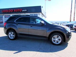 Used 2013 Chevrolet Equinox 1LT AWD NO ACCIDENT CAMERA BLUETOOTH CERTIFIED for sale in Milton, ON