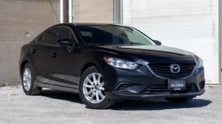 Used 2016 Mazda MAZDA6 GX Manual, No Accidents, Clean for sale in St. Catharines, ON
