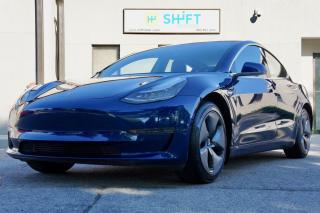 Used 2019 Tesla Model 3 STANDARD RANGE PLUS AUTOPILOT 2, AERO WHEELS, CARFAX CLEAN! for sale in Burlington, ON