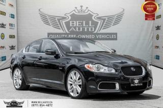 Used 2011 Jaguar XF XFR, R-SPORT, NO ACCIDENT, NAVI, REAR CAM, SENSOR for sale in Toronto, ON