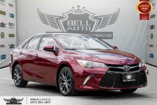 Used 2017 Toyota Camry XSE, NO ACCIDENT, NAVI, REAR CAM, PUSH START for sale in Toronto, ON