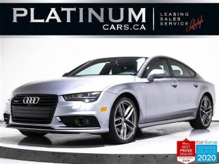 Used 2016 Audi A7 3.0T quattro Technik, AWD, S-LINE, NAV, PANO for sale in Toronto, ON