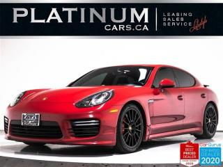 Used 2016 Porsche Panamera GTS AWD, 440HP, NAV, BOSE, CAM, SUNROOF, PDK for sale in Toronto, ON
