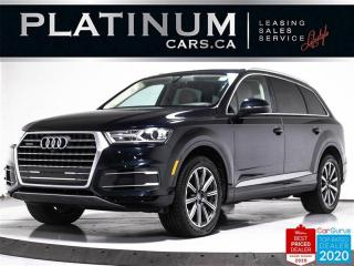Used 2017 Audi Q7 3.0T Quattro Premium Plus, AWD, NAV, HEATED, PANO for sale in Toronto, ON