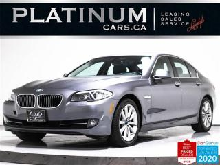 Used 2012 BMW 5 Series 528i xDrive, AWD, NAV, CAM, SUNROOF, LEATHER for sale in Toronto, ON