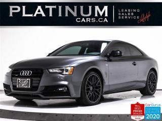 Used 2016 Audi A5 2.0T quattro Progressiv, AWD, S-LINE, NAV, HEATED for sale in Toronto, ON
