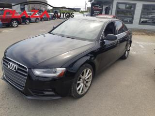 Used 2014 Audi A4 4dr Sdn Auto Progressiv quattro for sale in Beauport, QC