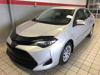 Used 2017 Toyota Corolla COROLLA / AUTO / LE for sale in Terrebonne, QC