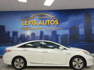 Used 2014 Hyundai Sonata Hybrid LIMITED AIR CLIMATISÉ BLUETOOTH BANC CHA for sale in Lévis, QC