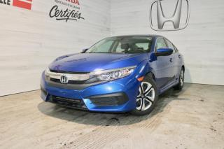 Used 2016 Honda Civic LX 4 PORTES for sale in Blainville, QC