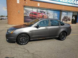 Used 2010 Ford Focus SES for sale in Mississauga, ON