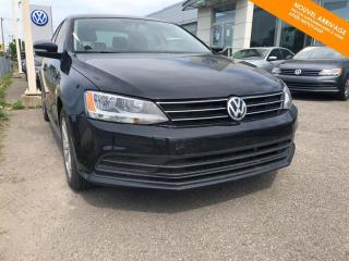 Used 2016 Volkswagen Jetta Auto Trendline 1.4 TSI + Caméra + Bluetooth for sale in Québec, QC