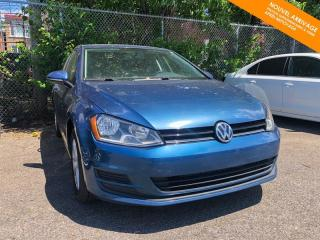 Used 2016 Volkswagen Golf RÉSERVÉ Manuelle 1.8 TSI + Caméra + Bluetooth for sale in Québec, QC