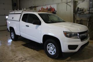 Used 2016 Chevrolet Colorado 2WD WT for sale in Saskatoon, SK