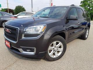 Used 2015 GMC Acadia SLE for sale in Beamsville, ON