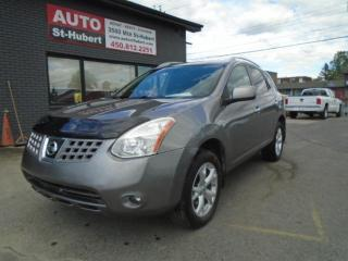 Used 2010 Nissan Rogue S AWD ** 120 000 KM ** for sale in St-Hubert, QC