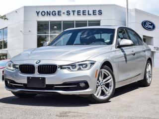 Used 2018 BMW 3 Series 330i xDrive for sale in Thornhill, ON