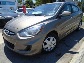 Used 2014 Hyundai Accent GL for sale in Ottawa, ON